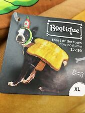 "EXTRA AVOCADO DOG COSTUME XL X LARGE OUTFIT BOOTIQUE 19-22"" INCH PET COAT NEW 1"