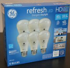 GE Refresh High Definition LED Light Bulb 10.5-watt 5000K Energetic Daylight