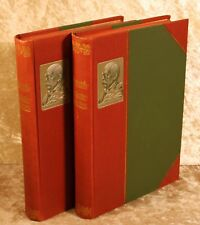 Liman Dr.- BISMARCK-DENKWÜRDIGKEITEN-Prachtausgabe in zwei Bänden-Berlin 1899