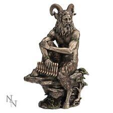 Danu Celtico Madre Dea dell/'Abbondanza BRONZATO FIGURINA pagane Statua Irlandese Nuovo