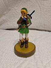 Nintendo Amiibo Zelda Ocarina Of Time Link Loose