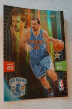 NBA CARD - Panini - Adrenalyn XL Series - Peja Stojakovic - Hornets