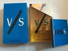 V/S VERSUS VERSACE MENS PERFUME D SHOWER GEL HAIR& BODY SOAP/SHAMPOO~6.8OZ/200ML