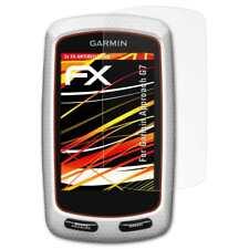 atFoliX 3x Garmin Approach G7 Lámina Protectora FX-Antireflex-HD