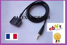 Cable auxiliar para adaptador mp3 para autorradio HONDA ACCORD CIVIC CRV
