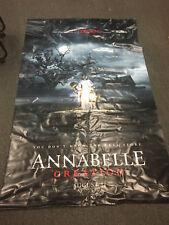 Annabelle Creation 7ft Tall Vinyl Movie Poster
