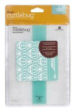 Cuttlebug 5x7 Embossing folder & Border - Haunted Damask - 2001416