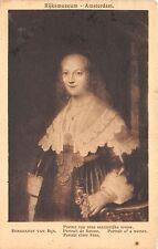 B74982 rembrant van rijn portret van cene aanzienlijke vrow paintings art