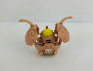 Bakugan Battle Brawlers Tan Subterra Clayf 700G Rare Figure
