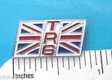 TRIUMPH  TR6 TR 6 - hat pin , lapel pin , tie tac , hatpin GIFT BOXED (E)