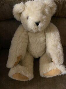 """Vermont Teddy Bear Co. Teddy Bear 16"""" Jointed"""