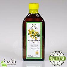 Evening Primrose Oil - Cold Pressed, Unrefined Ol`Vita 250 ml - Olej z wiesiołka