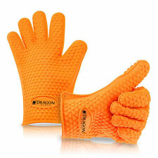 Silicone Oven Mitts and Potholders