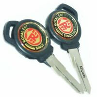 Royal Enfield Re Logo Right Cut Key 2 Units Royal Enfield Motorcycles @UK
