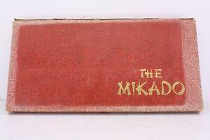 Mantua HO Scale Mikado 2-8-2 Steam Locomotive Early All Metal Kit