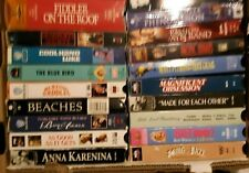 Vhs Movies ~ Your Choice - Discount for Purchasing 2 or More