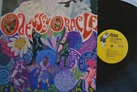 THE ZOMBIES Odessey & Oracle RNLP-70186 Rhino Record psych rock Vinyl LP 1987 NM