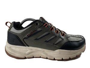 Skechers Outdoor Escape Plan 2.0 Shoes Trail Walking Hiking Mens US 10.5 Wide