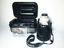 Teleobiettivo Canon EF 300mm f/2,8 - Extender 2x