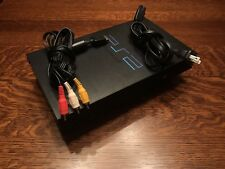 Sony Playstation 2 (PS2) Original Fat Boy Replacement Console Tested And Works