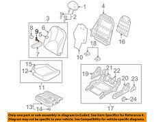 HYUNDAI OEM 06-11 Accent Front Seat-Cap Bolt 8891725000