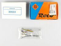 ROCO Spur N 20022 Innenbeleuchtungs-Garnitur für 3-Achser-Personenwagen, OVP,top