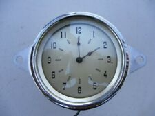 1937 Nash Lafayette / Clock / 6 Volt / Very Nice