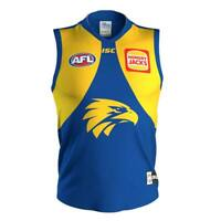 AFL 2020 Home Guernsey  - West Coast Eagles - Mens Womens Youth - Jersey BNWT