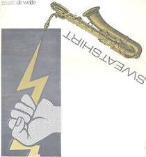 BRIAN GULLAND SWEATSHIRT DE WOLFE LIBRARY LP 1982 GRYPHON SYNTH FUNK SAX LISTEN