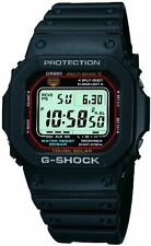 CASIO Wristwatch G-SHOCK Solar radio MULTIBAND 6 GW-M5610-1JF Men F/S from Japan