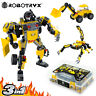 Transformers Robot Toy 3 in 1 Fun Creative Set For Boys Ages 6-12 Years Old