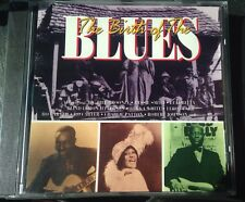 New Sealed The Birth Of Blues Cd Import Patton Blind Willie Bukka 1993