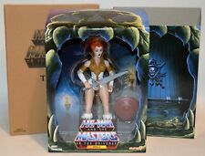MOTU Super 7 Teela Masters of the Universe, He-Man, Mattel Filmation, New