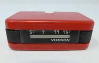 Voxson autoradio tanga tuner 1970 auto d'epoca Fiat 500 Dyane 6 Mini Minor