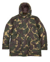 Timothy Everest Tailored Camo Down Parka - Size Large (RRP £750)