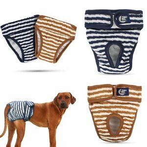 Washable Female Male Dog Diaper Pet Training Pants Reusable Physiological Pants