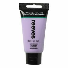 Reeves Acrylic Paint Lavender / 75ml