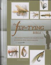 GATHERCOLE FISHING BOOK FLYTYING BIBLE 100 TROUT AND SALMON FLIES STEP BY STEP