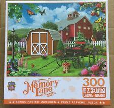 Memory Lane Jigsaw Puzzle  Barnyard Beauties  NEW
