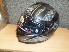 HJC Motorradhelm Integral Helm IS17 Enver MC5SF inkl. Pinlock; Gr. M