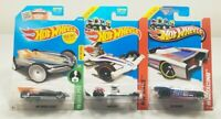 Hot Wheels Hw Racing Mixed Lot MadFast Gov'ner Super Chrome Race Track Toy Cars