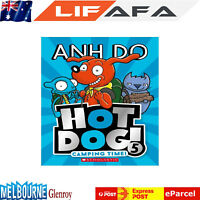 Kids Hot Dog 5 Camping Time! by Anh Do - Book Xmas Birthday Gift Item Toy Brand