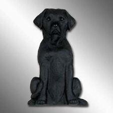 BLACK LAB FLAT DOG MAGNET! ! PROFITS GOES TO OUR ANIMAL RESCUE PROGRAM.