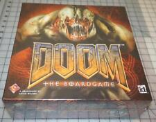 Doom The Board Game factory sealed BRAND NEW SEALED