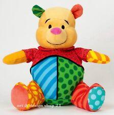 """Romero Britto - Pop Art Peluche de Miami - """" Winnie The Pooh """" - Taille """" L """""""