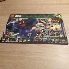 LEGO 75005 / 75004 / 75003 Werbung 2013 Werbeanzeige Star Wars Comic Rancor Pit