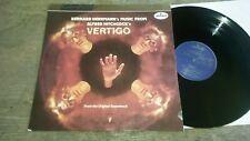 OST -BERNARD HERRMANN -MUSIC FROM VERTIGO (HITCHCOCK)-MERCURY SRI 75117 Nm /Vg++