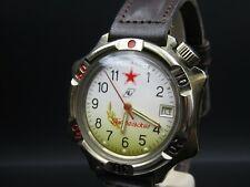 """R112⭐⭐ Vintage Russische """" Poljot Boctok """" Vostok Roter Stern Handaufzug ⭐⭐"""