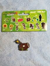 Plants vs. Zombies 2 Coconut Cannon Metal Pin