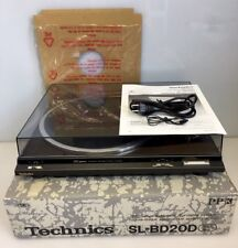 TECHNICS SL-BD20D Turntable w/Audio-Technica Cartridge AT311EP